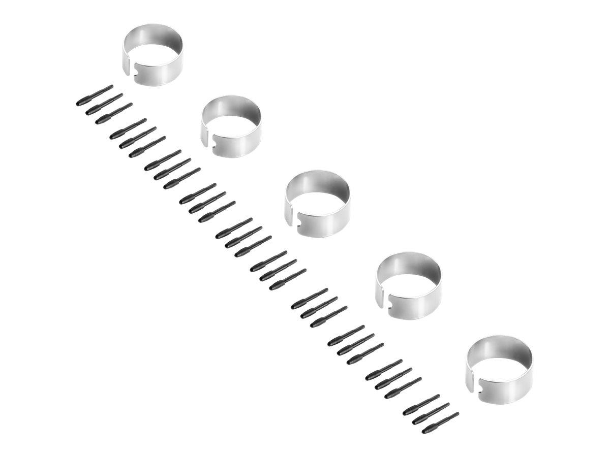 HP Active Pen Nib Set - Digitaler Stift - für Elite x2 1013 G3; EliteBook x360 1030 G3, 1040 G5; ProBook x360 11 G2, 11 G3, 11 G