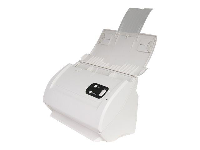 Plustek SmartOffice PS283 - Dokumentenscanner - 220 x 356 mm - 600 dpi x 600 dpi - bis zu 25 Seiten/Min. (einfarbig) - automatis
