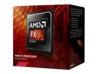AMD Black Edition - AMD FX 8370 - 4 GHz - 8 Kerne - 8 MB Cache-Speicher - Socket AM3+