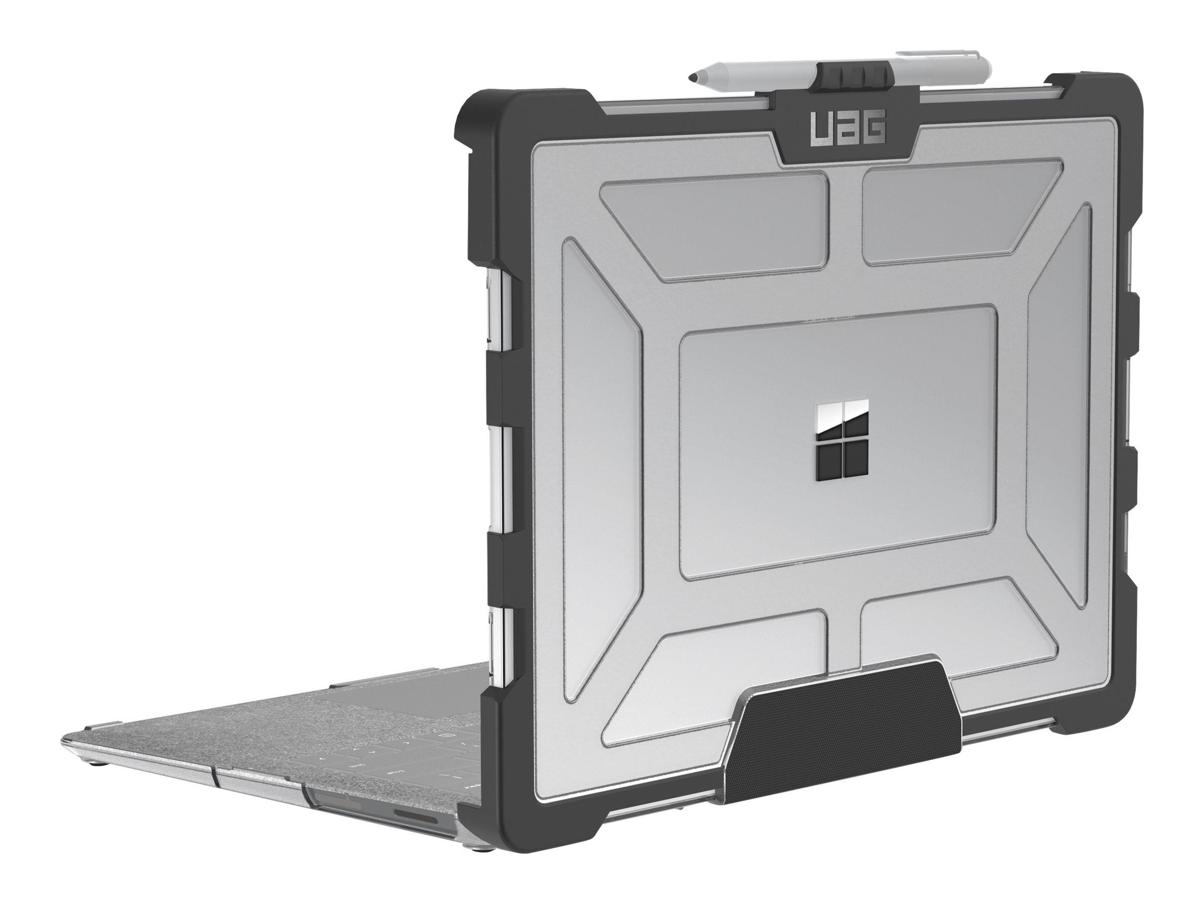 UAG Rugged Case for Surface Laptop 2 / Surface Laptop - Plasma Ice - Obere und hintere Abdeckung für Notebook - Ice - für Micros