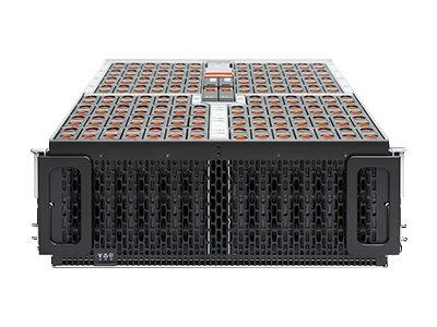 WD Ultrastar Data102 SE4U102-102 - Speichergehäuse - 102 Schächte (SATA-600 / SAS-3) - HDD 8 TB x 102 - Rack - einbaufähig