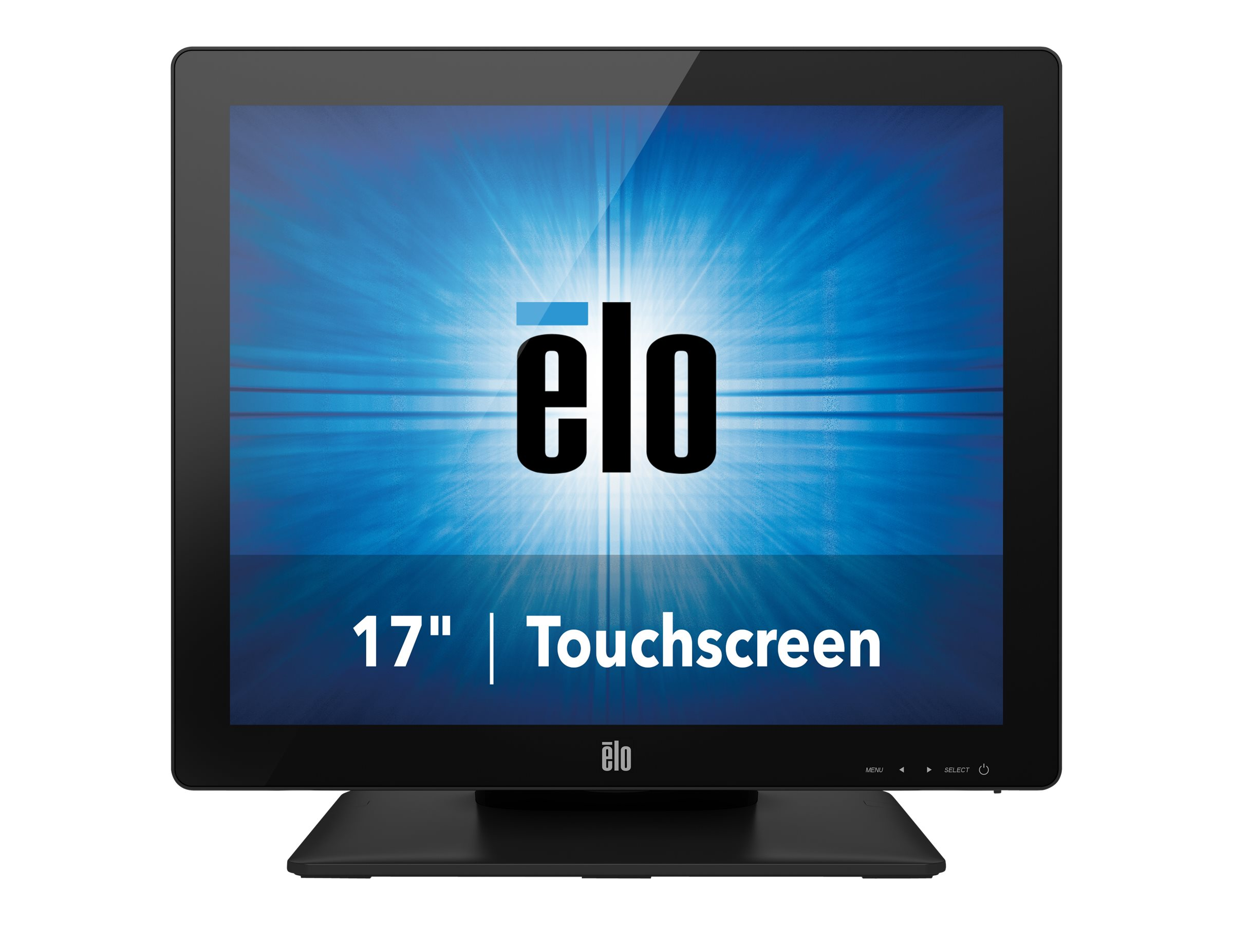 Elo Desktop Touchmonitors 1717L AccuTouch Zero-Bezel - LED-Monitor - 43.2 cm (17