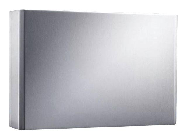 Rittal CP Premium Panel - Schrank für Rack-Gehäuse - 7U - 48.3 cm (19