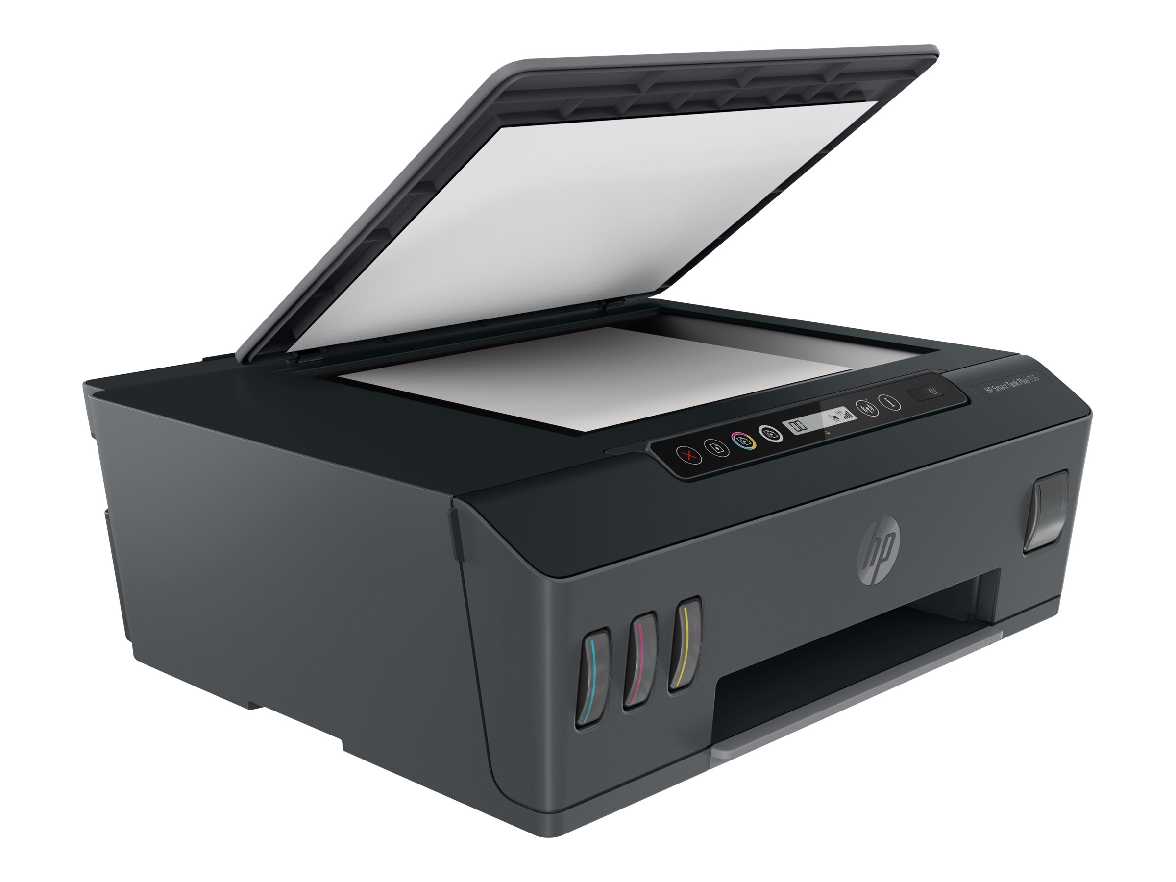 HP Smart Tank Plus 555 All-in-One - Multifunktionsdrucker - Farbe - Tintenstrahl - Legal (216 x 356 mm) (Original) - A4/Legal (M