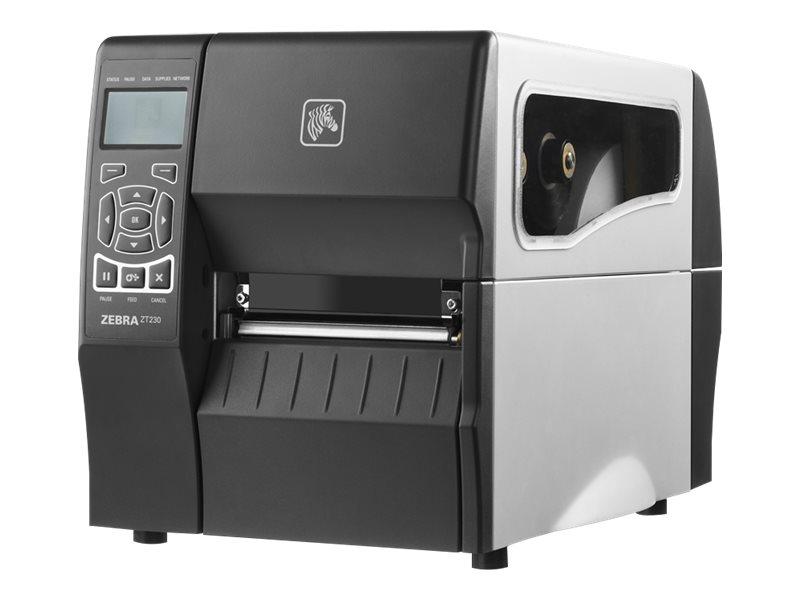 Zebra ZT230 - Etikettendrucker - Thermotransfer - Rolle (11,4 cm) - 300 dpi - bis zu 152 mm/Sek.