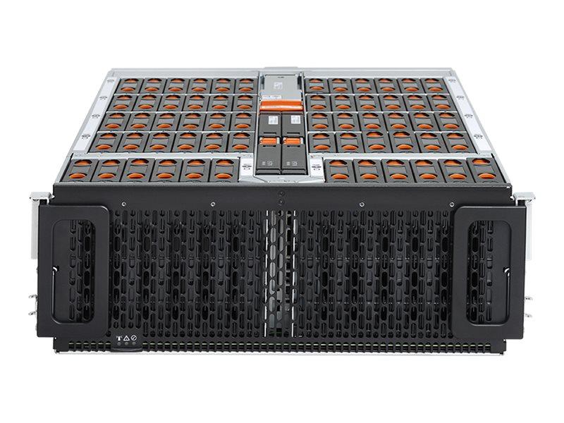 WD Ultrastar Data60 SE-4U60-12P04 - Speichergehäuse - 288 TB - 60 Schächte (SATA-600 / SAS-3) - HDD 12 TB x 24 - Rack