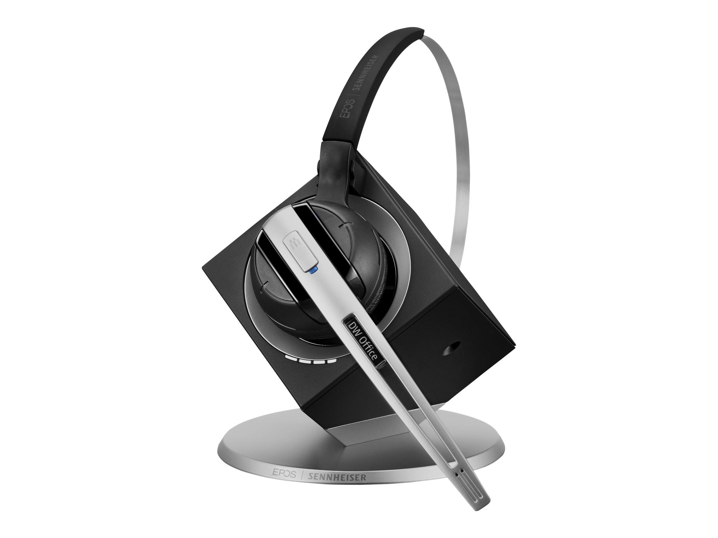 EPOS I SENNHEISER IMPACT DW 10 PHONE - Headset - konvertierbar - DECT CAT-iq - kabellos