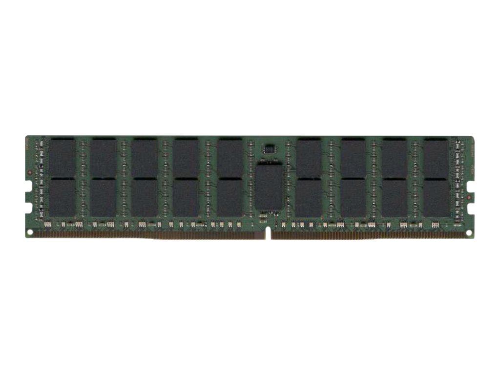 Dataram - DDR4 - 64 GB - LRDIMM 288-polig - 2400 MHz / PC4-19200 - CL17