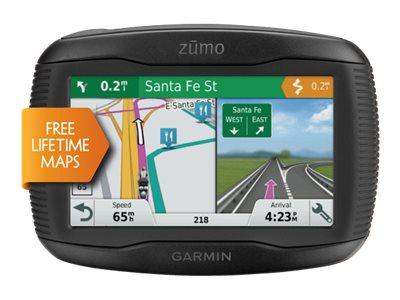 Garmin zumo 395LM - GPS-Navigationsgerät - Motorrad 4.3 Zoll Breitbild
