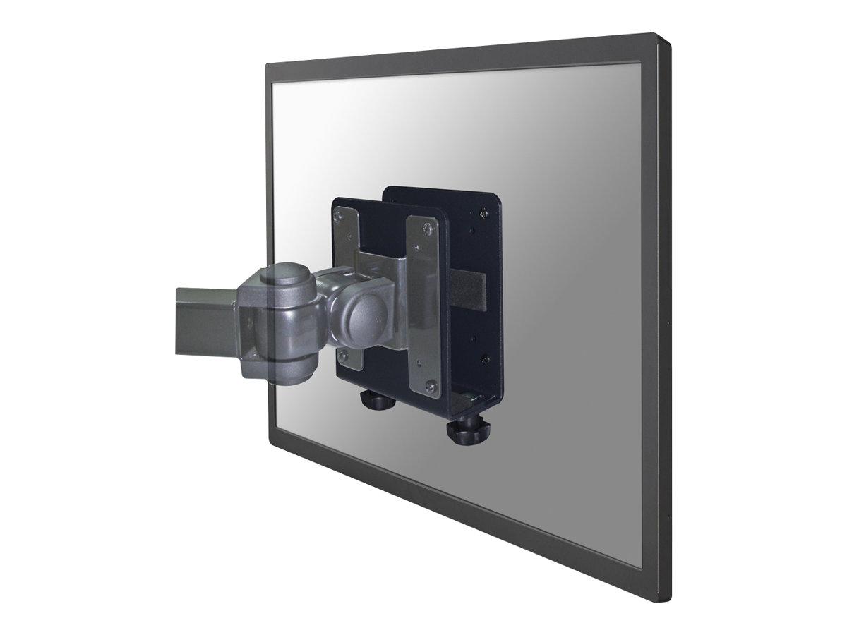 NewStar THINCLIENT-20 - Montagekomponente (Halter) - Schwarz - für NewStar Full Motion Dual Desk Mount, Tilt/Turn/Rotate Quad De