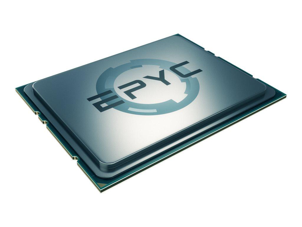 AMD EPYC 7401P - 2 GHz - 24 Kerne - 48 Threads - 64 MB Cache-Speicher - Socket SP3