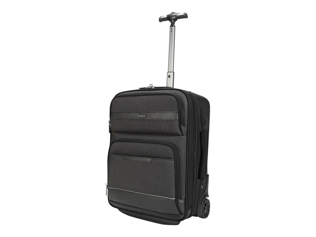 Targus CitySmart Compact Under-Seat Roller - Aufrecht - Grau, Schwarz - 30.5 cm - 39.6 cm (12