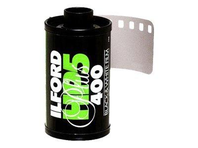 Ilford HP5 Plus - Schwarz-Weiss-Negativfilm - 135 (35 mm) - ISO 400 - 24 Belichtungen