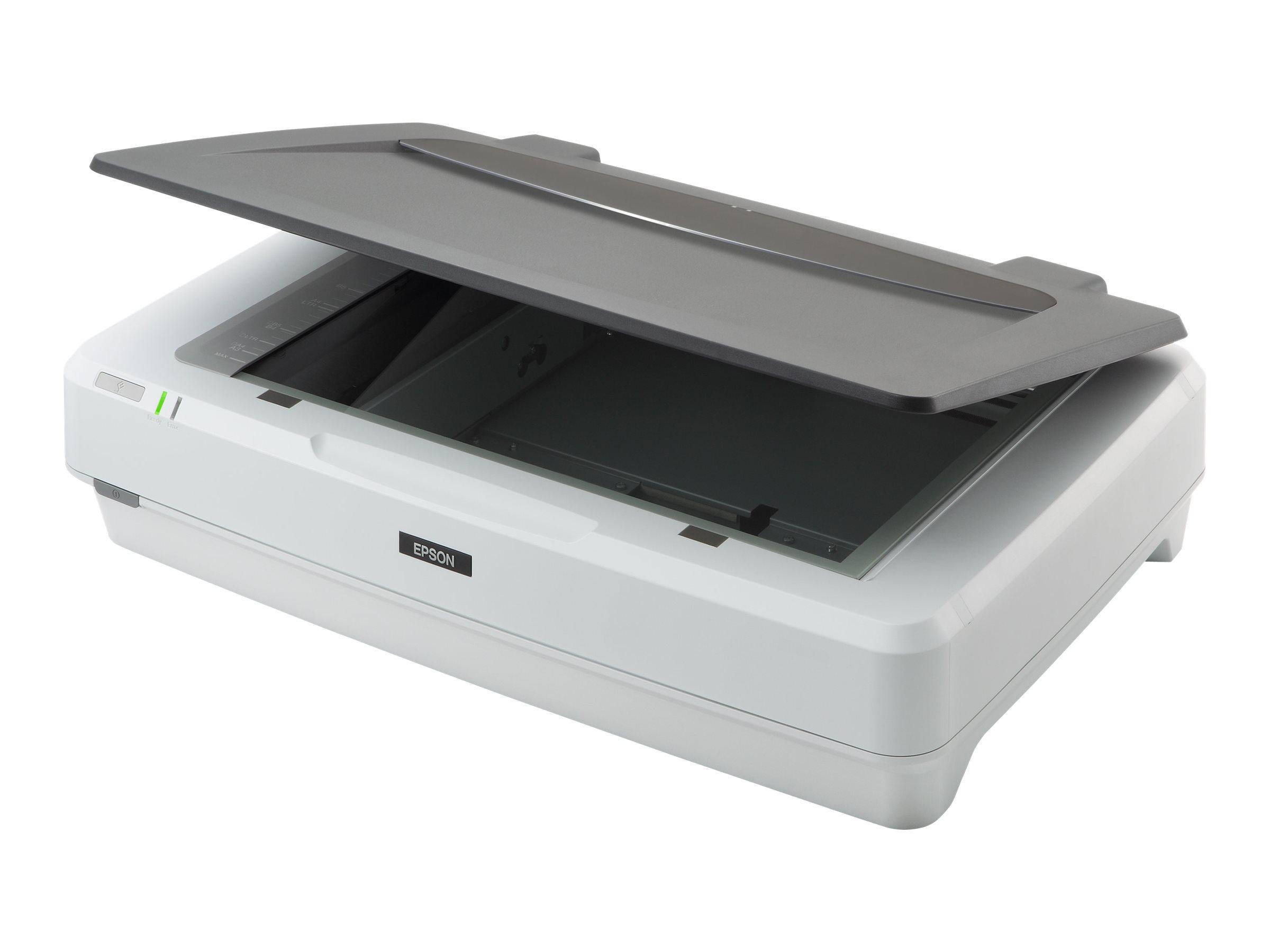 Epson Expression 12000XL - Flachbettscanner - A3 - 2400 dpi x 4800 dpi - USB 2.0