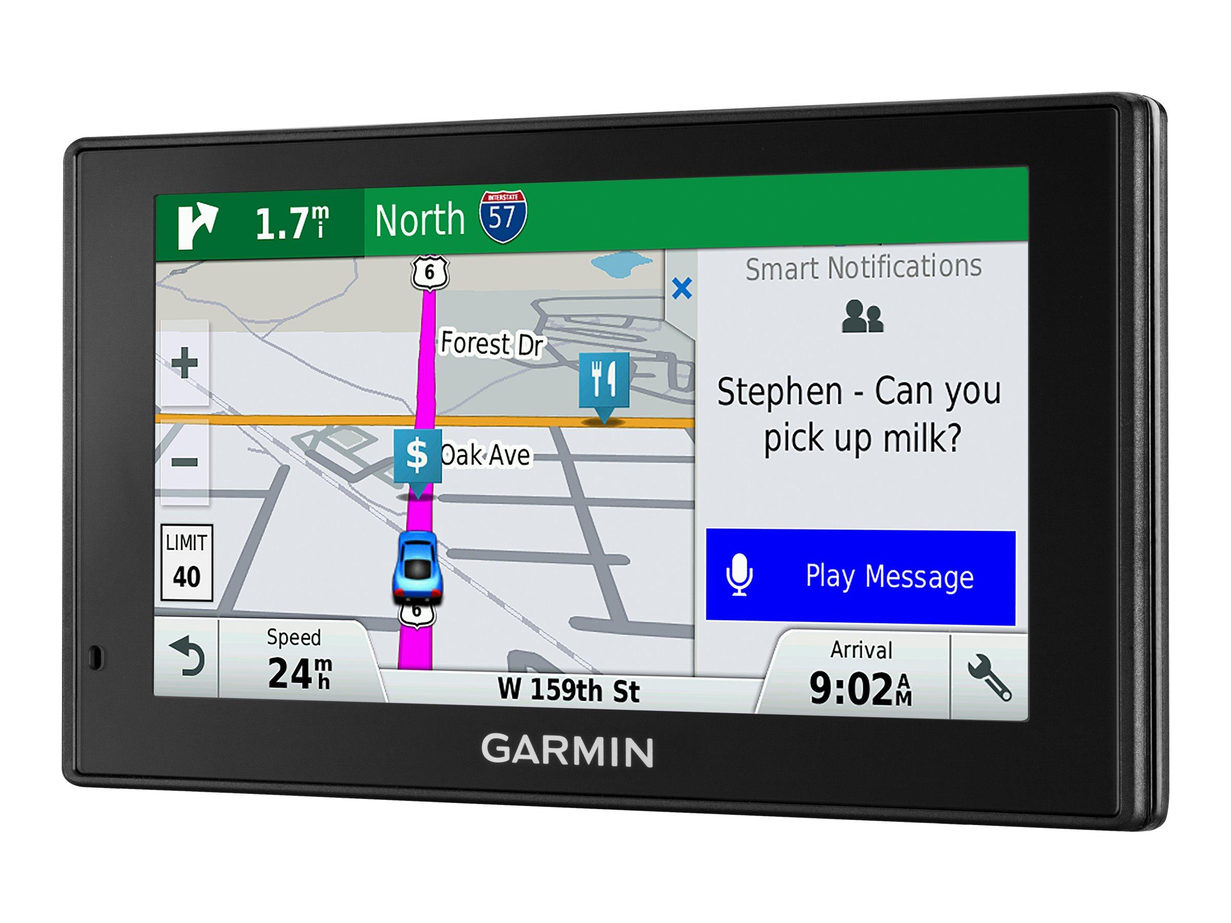Garmin DriveSmart 51LMT-D - GPS-Navigationsgerät - Kfz 5 Zoll Breitbild