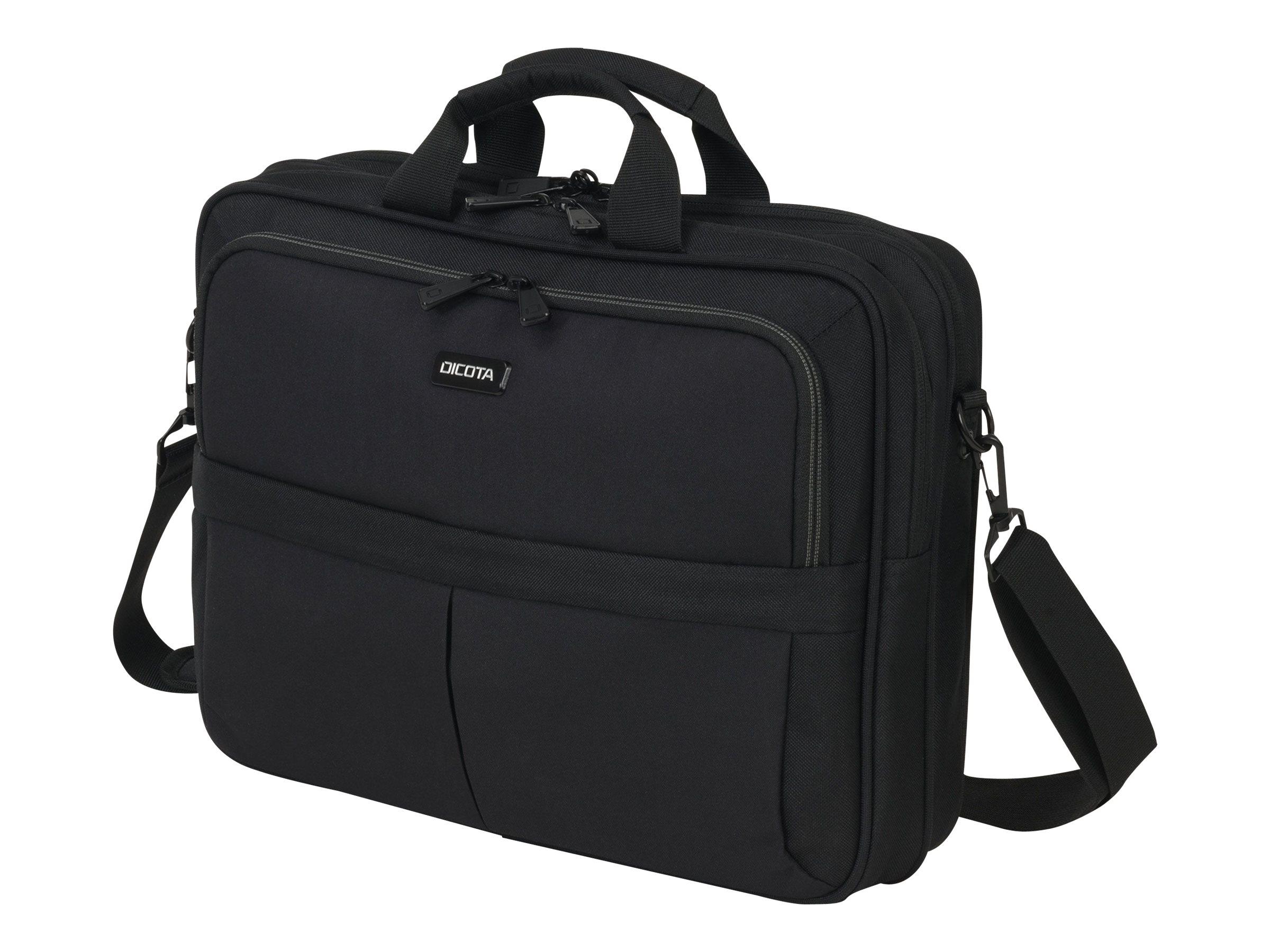 DICOTA Top Traveller SCALE - Notebook-Tasche - 43.9 cm (17.3