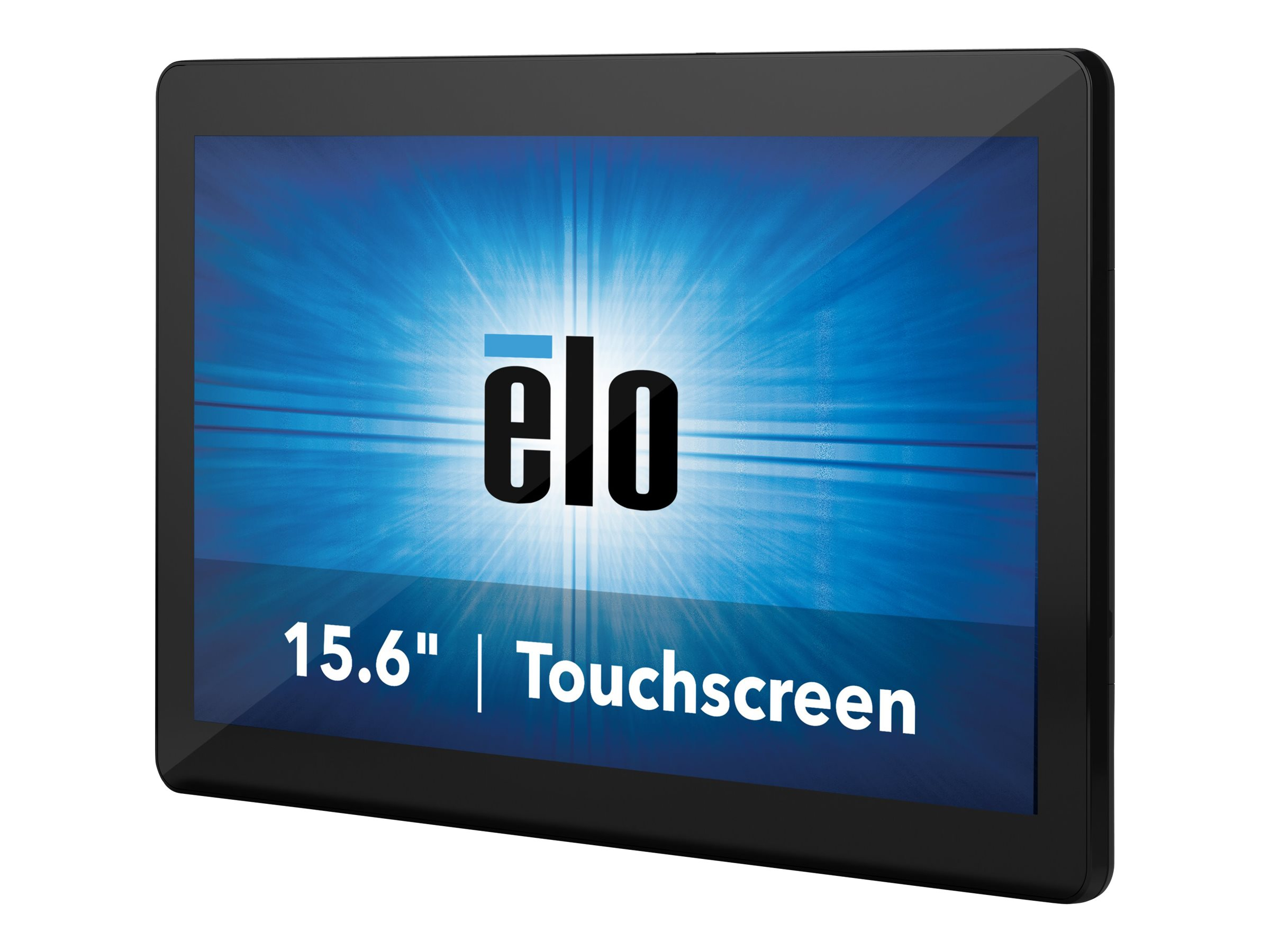 Elo I-Series 2.0 ESY15i3 - All-in-One (Komplettlösung) - Core i3 8100T / 3.1 GHz - RAM 8 GB - SSD 128 GB - UHD Graphics 630