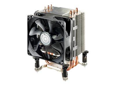 Cooler Master Hyper TX3 EVO - Prozessor-Luftkühler - (für: LGA1156, AM2, AM2+, LGA1366, AM3, LGA1155, AM3+, FM1, FM2, LGA1150, F