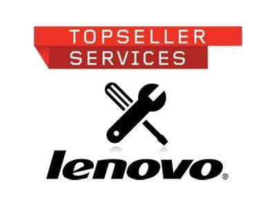 Lenovo TopSeller ePac Priority - Technischer Support - Telefonberatung - 4 Jahre - 24x7 - TopSeller Service