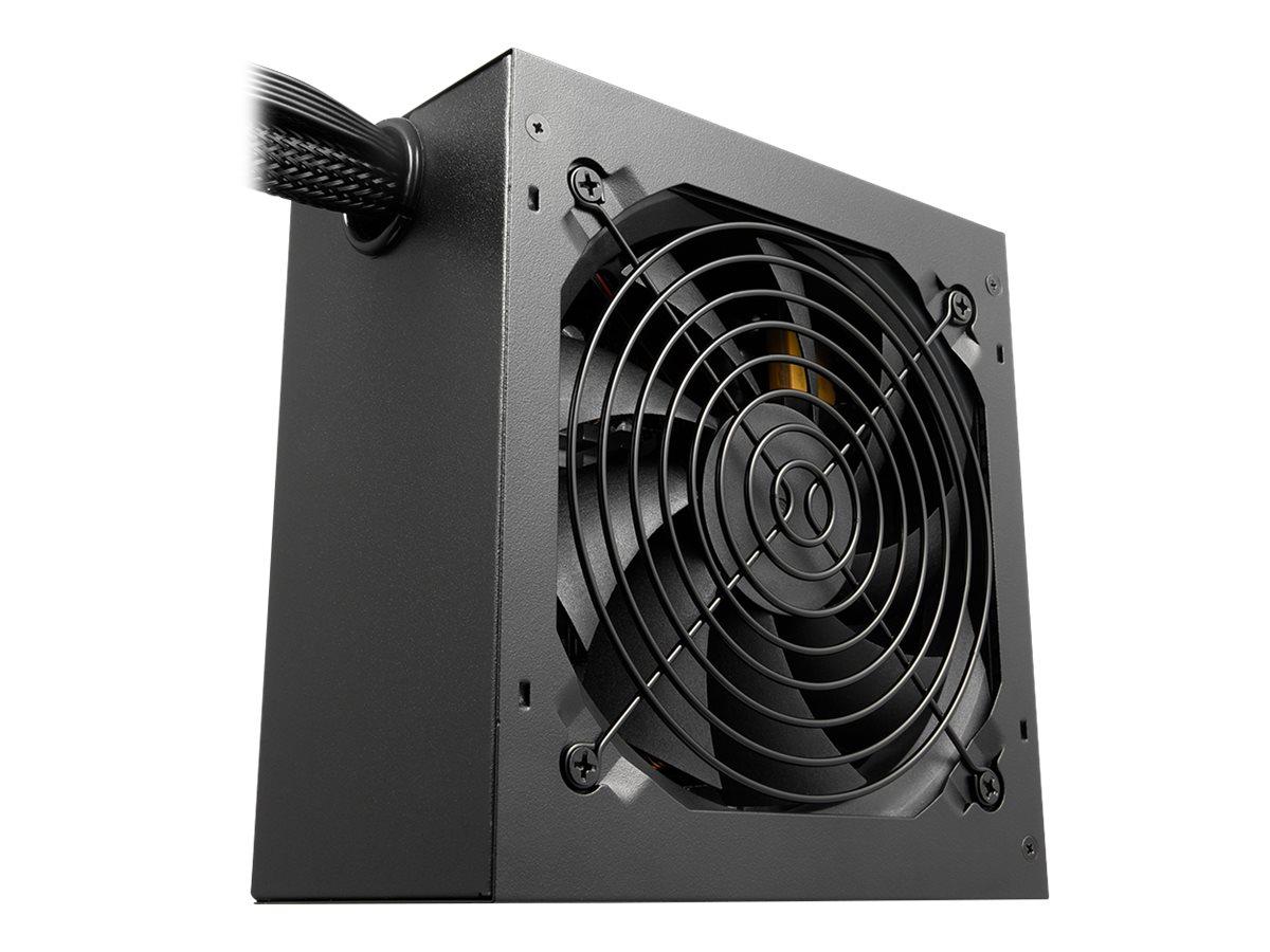 Sharkoon SHP Bronze 500W - Netzteil (intern) - ATX12V 2.3 - 80 PLUS Bronze - Wechselstrom 100-240 V - 500 Watt