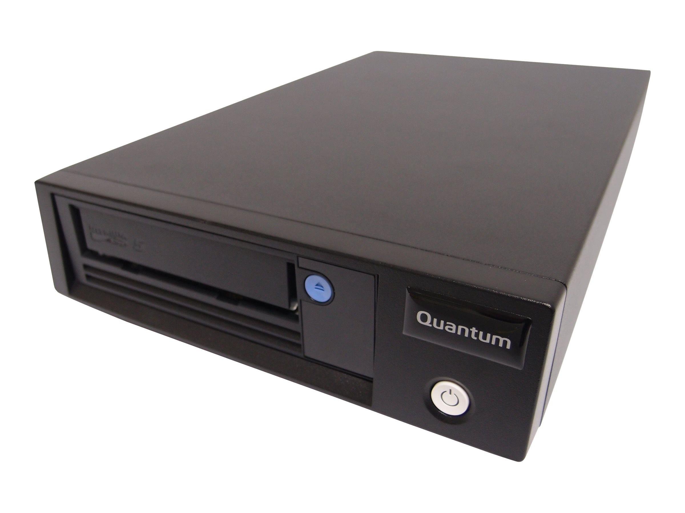 Quantum LTO-5 HH - Bandlaufwerk - LTO Ultrium (1.5 TB / 3 TB) - Ultrium 5 - SAS-2 - extern