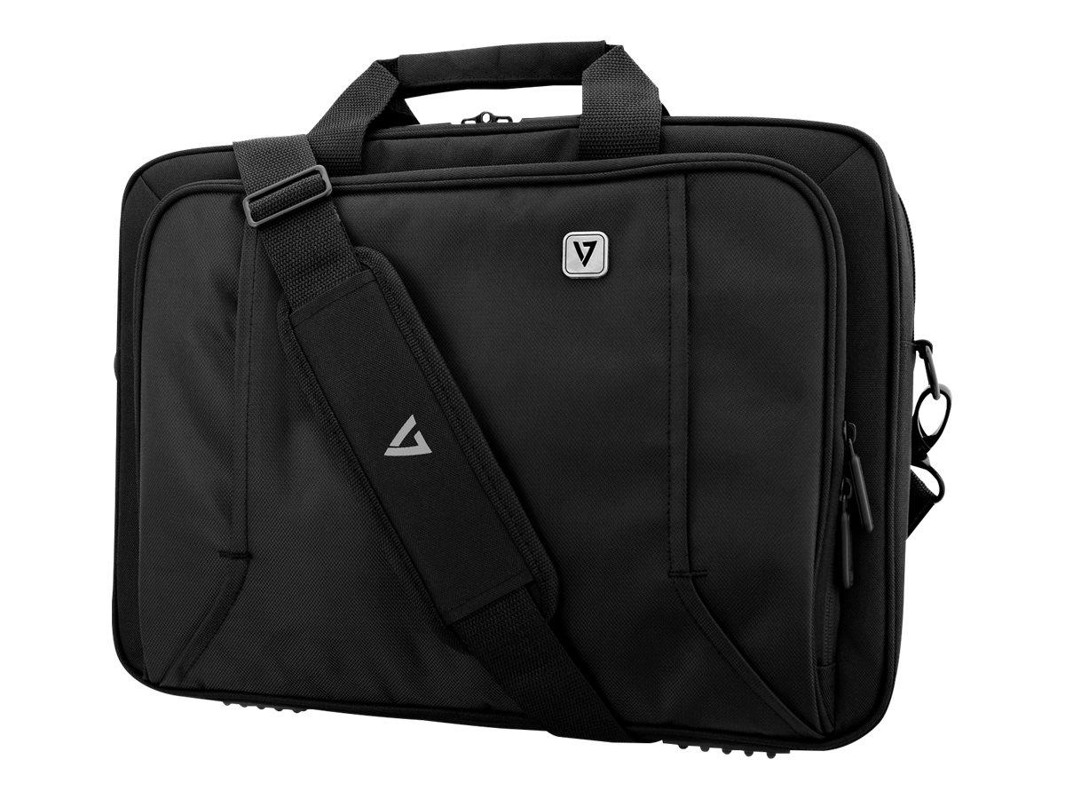 V7 Professional Toploader Laptop Case - Notebook-Tasche - 40.6 cm (16
