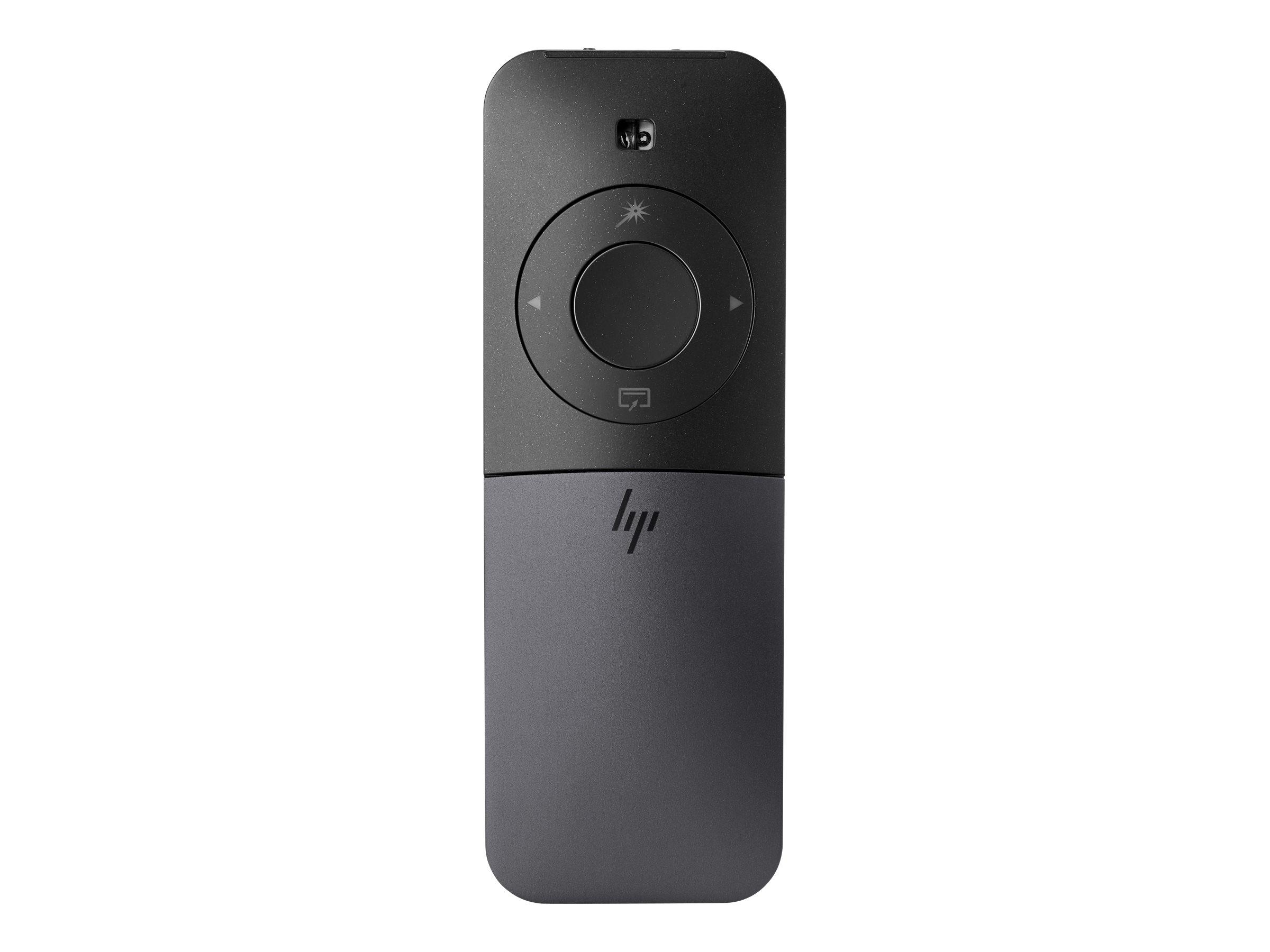 HP Elite Presenter Mouse - Präsentations-Fernsteuerung - HF - für Chromebook 11 G9, 14 G7; Chromebook x360; Elite x2; EliteBook