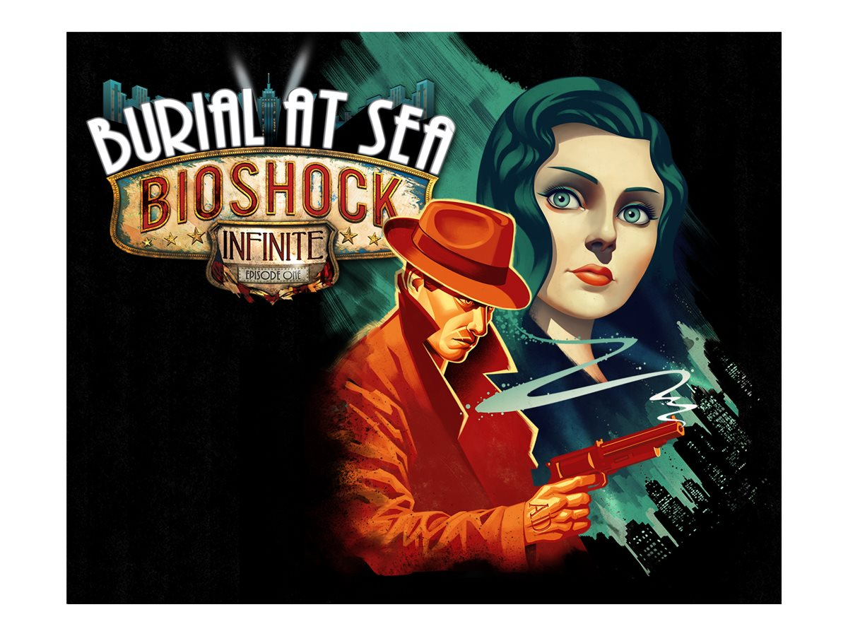 BioShock Infinite Burial at Sea - Episode 1 - Win - Download - ESD