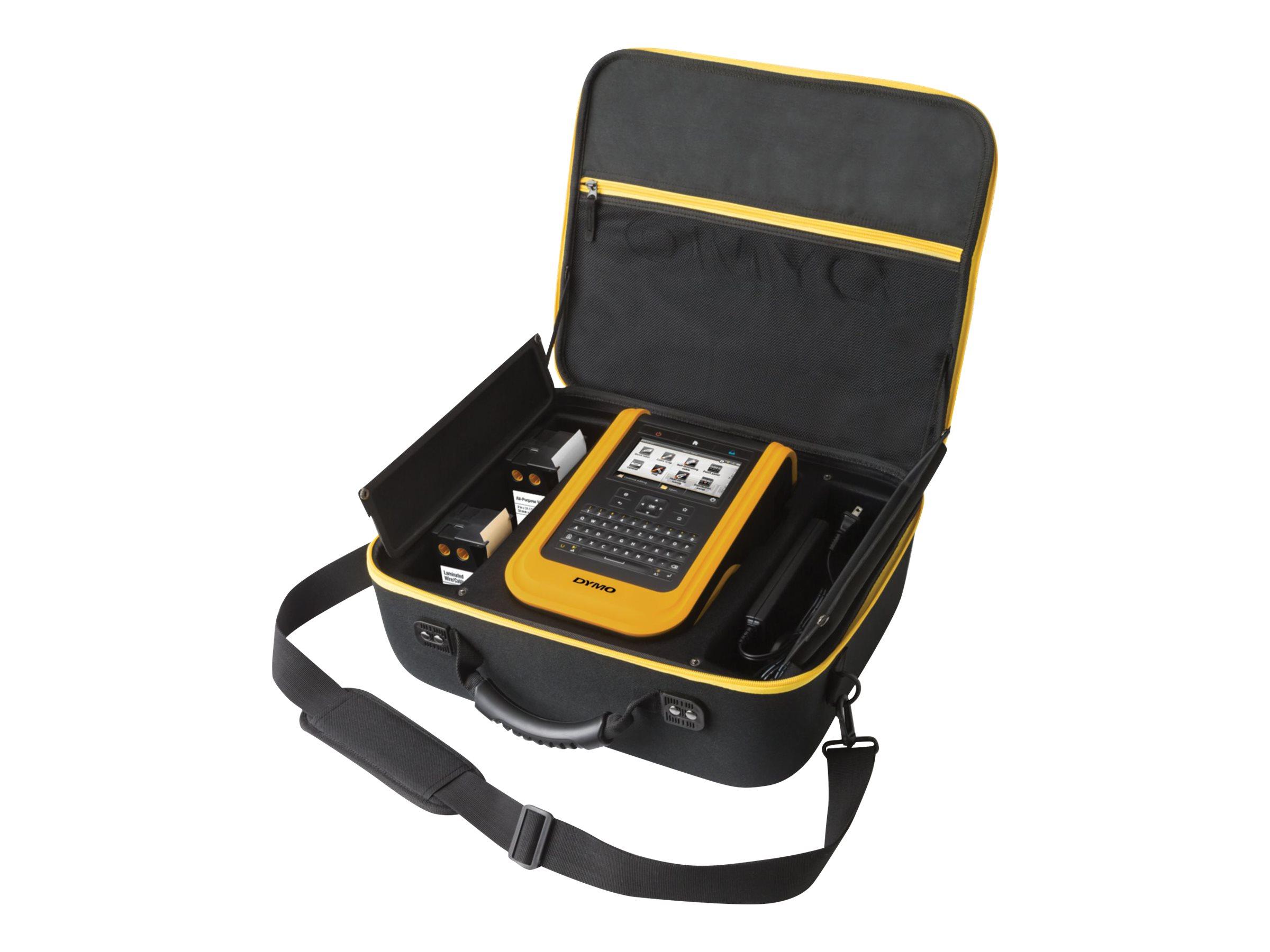 DYMO XTL 500 - Kit - Beschriftungsgerät - s/w - Thermotransfer - Rolle (5,4 cm)