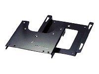 Neovo WMK-01 - Befestigungskit (2 Klammern) für LCD-Display - Stahl - Schwarz - Wandmontage möglich