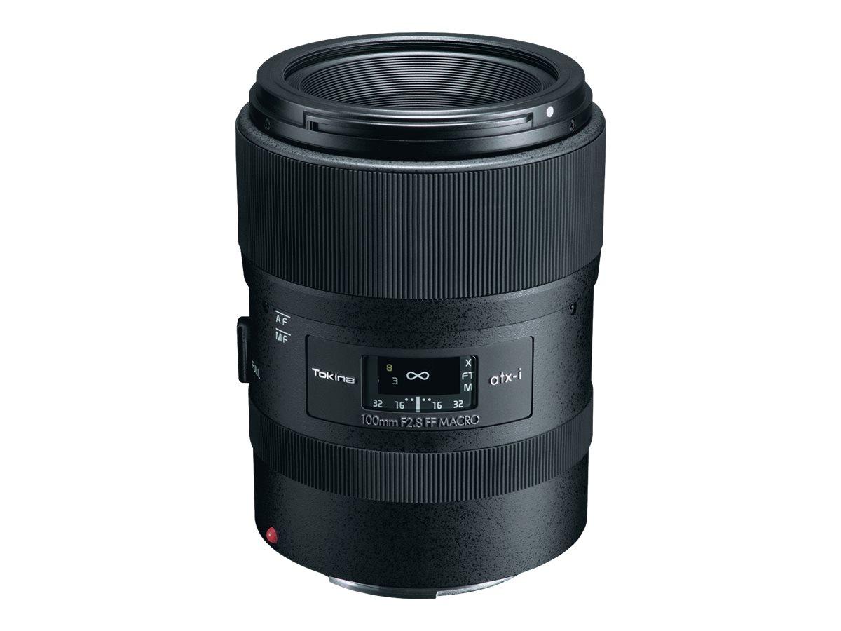 Tokina atx-i - Teleobjektiv - 100 mm - f/2.8 FF MACRO - Canon EF