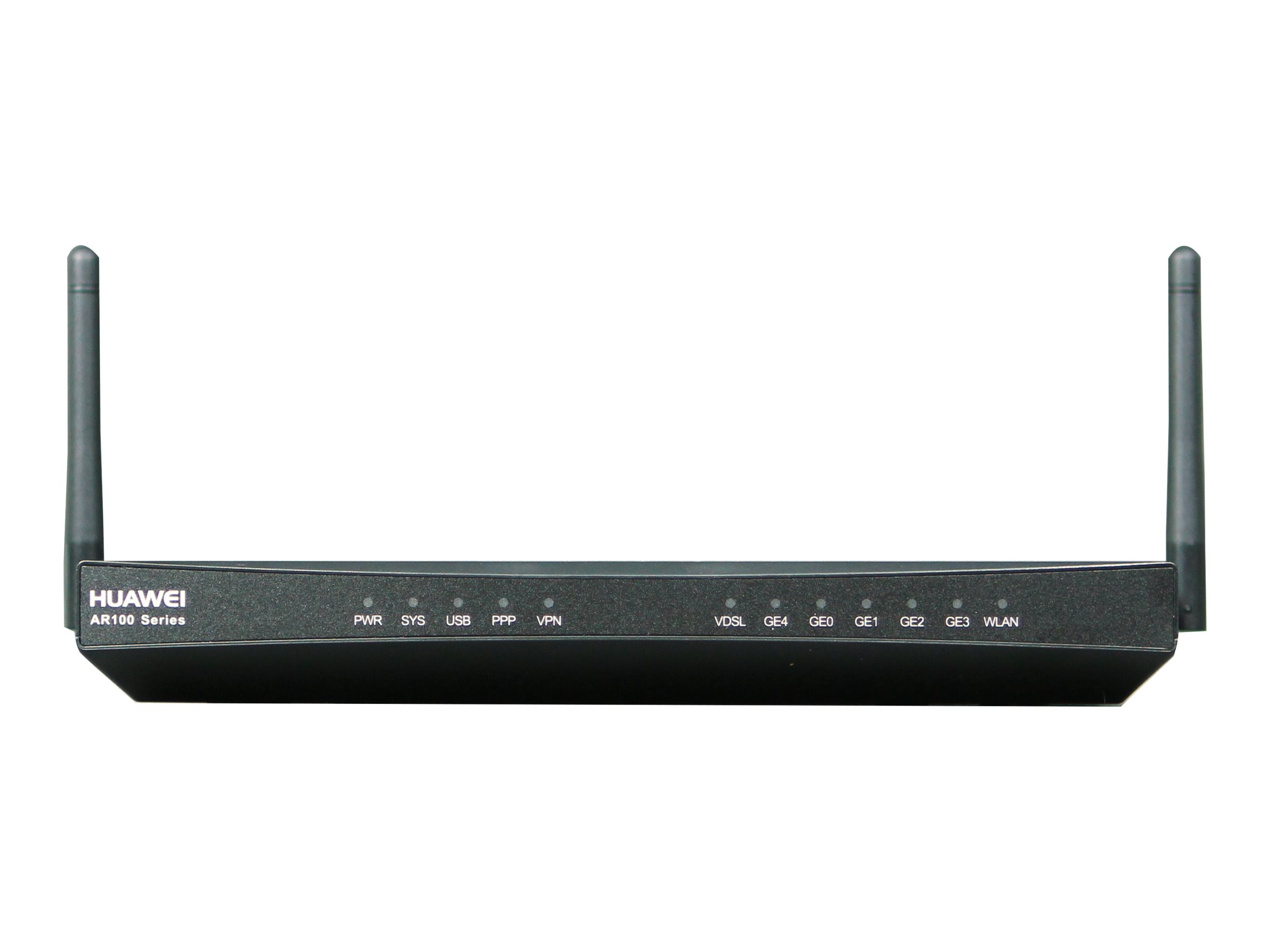 Huawei AR109W - Wireless Router - 4-Port-Switch - WAN-Ports: 2 - 802.11a/b/g/n - 2,4 GHz