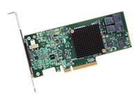 Avago SAS9300-8i - Speicher-Controller - 8 Sender/Kanal - SATA 6Gb/s / SAS 12Gb/s Low-Profile - 12 Gbit/s - PCIe 3.0 x8