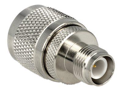 DeLOCK - RF-Adapter - HF - RP-TNC (M) bis N-Anschluss (M)