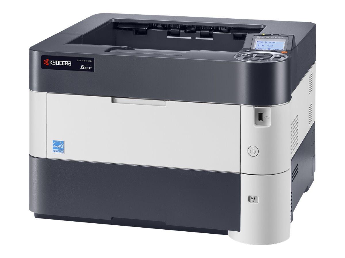 Kyocera ECOSYS P4040dn - Drucker - s/w - Duplex - Laser - A3
