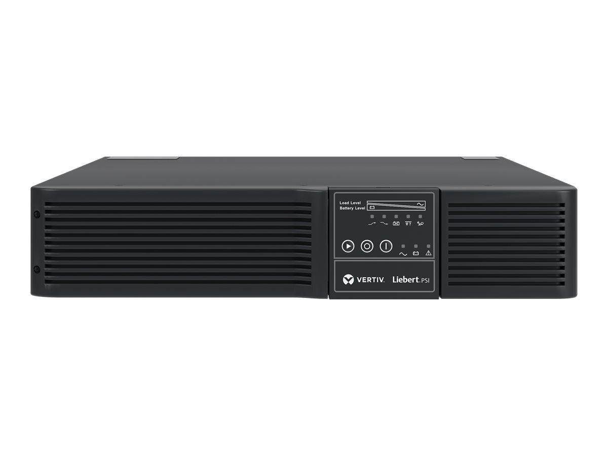 Liebert PSI-XR PS1500RT3 - USV - 1350 Watt - 1500 VA - Ethernet 10/100 - Ausgangsanschlüsse: 6