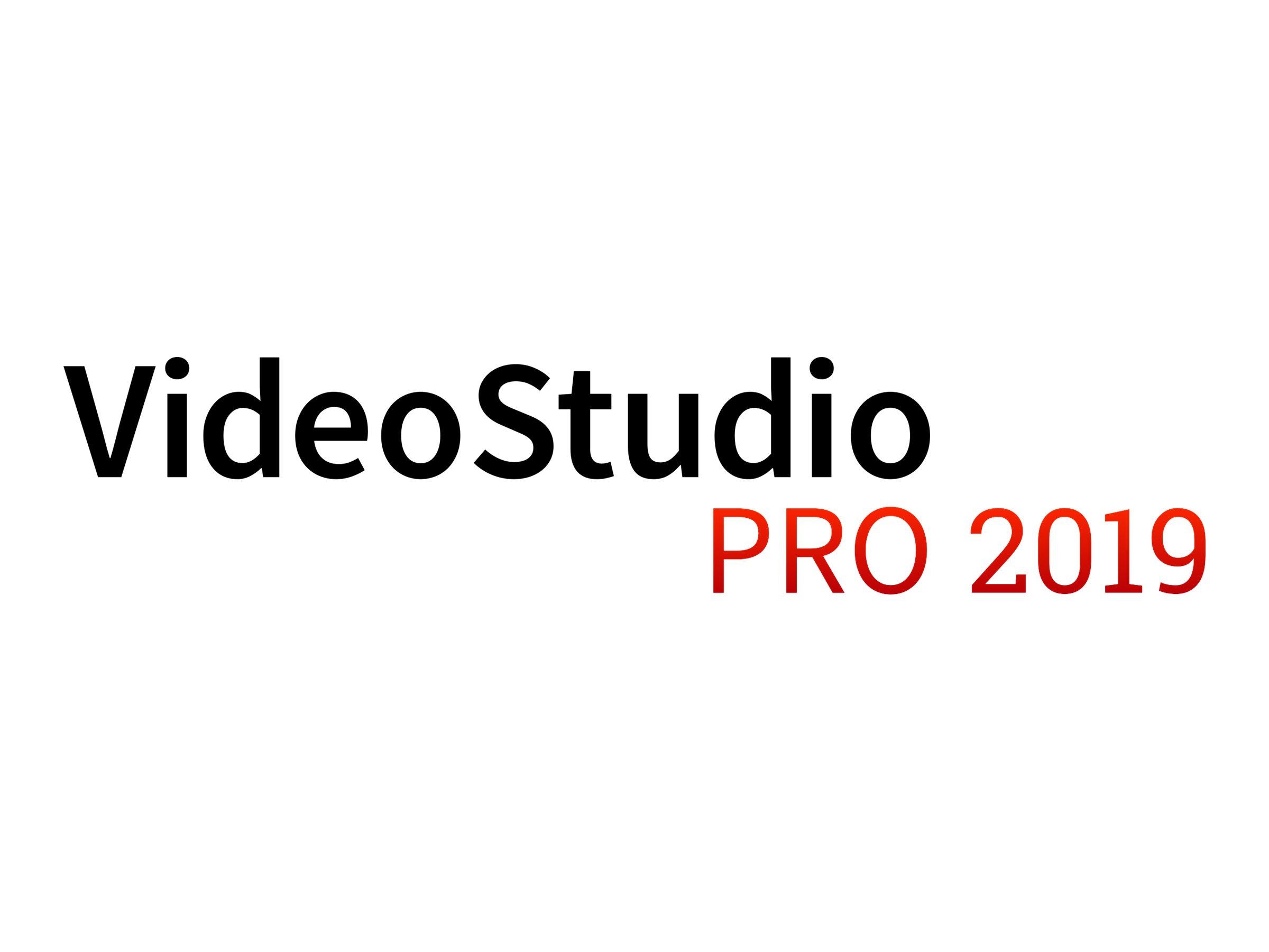 Corel VideoStudio Pro 2019 - Box-Pack - 1 Benutzer (Mini-Box) - Win - Multi-Lingual - Europa