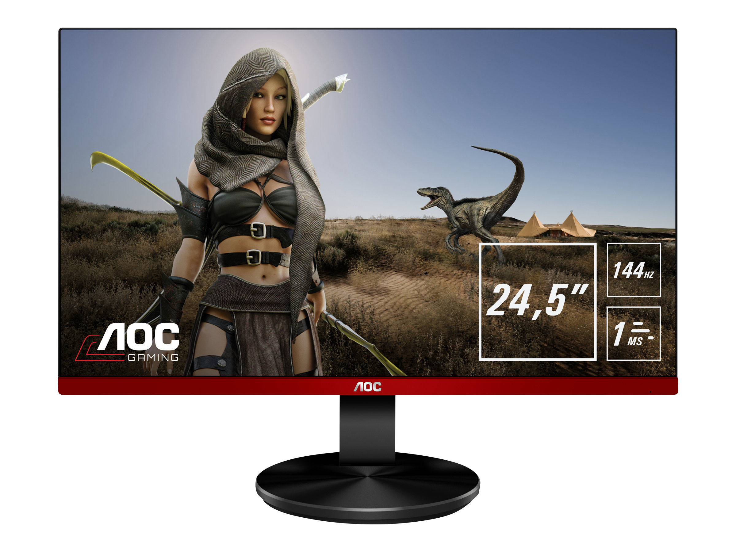 AOC Gaming G2590PX - LED-Monitor - 62.2 cm (24.5
