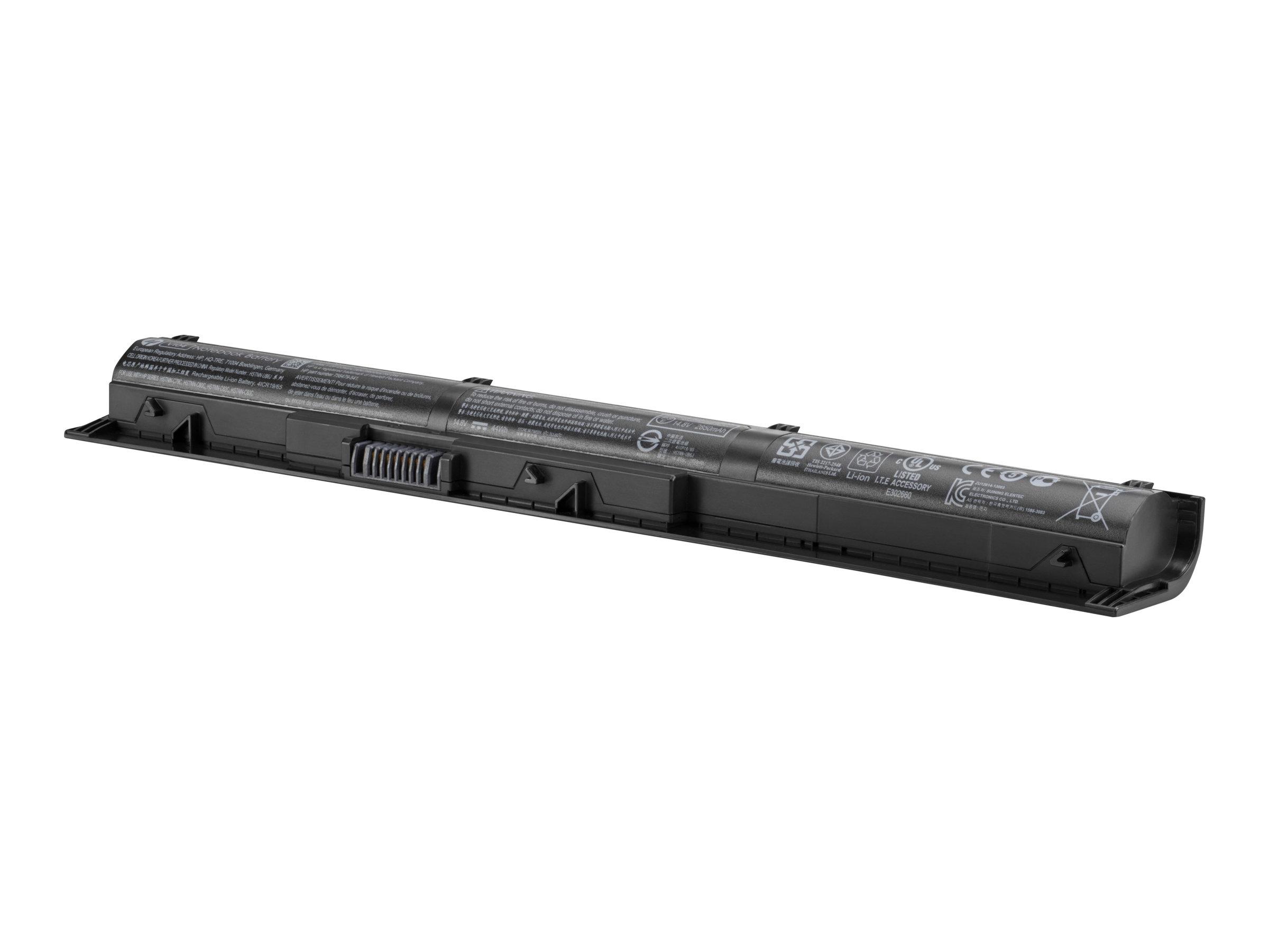 HP VI04XL - Laptop-Batterie (Long Life) - 1 x Lithium-Ionen 4 Zellen 2800 mAh 40 Wh - für ProBook 440 G2, 450 G2, 455 G2