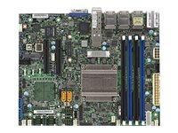 SUPERMICRO X10SDV-2C-TP8F - Motherboard - FlexATX - Intel Pentium D1508 - USB 3.0 - 2 x 10 Gigabit LAN, 6 x Gigabit LAN