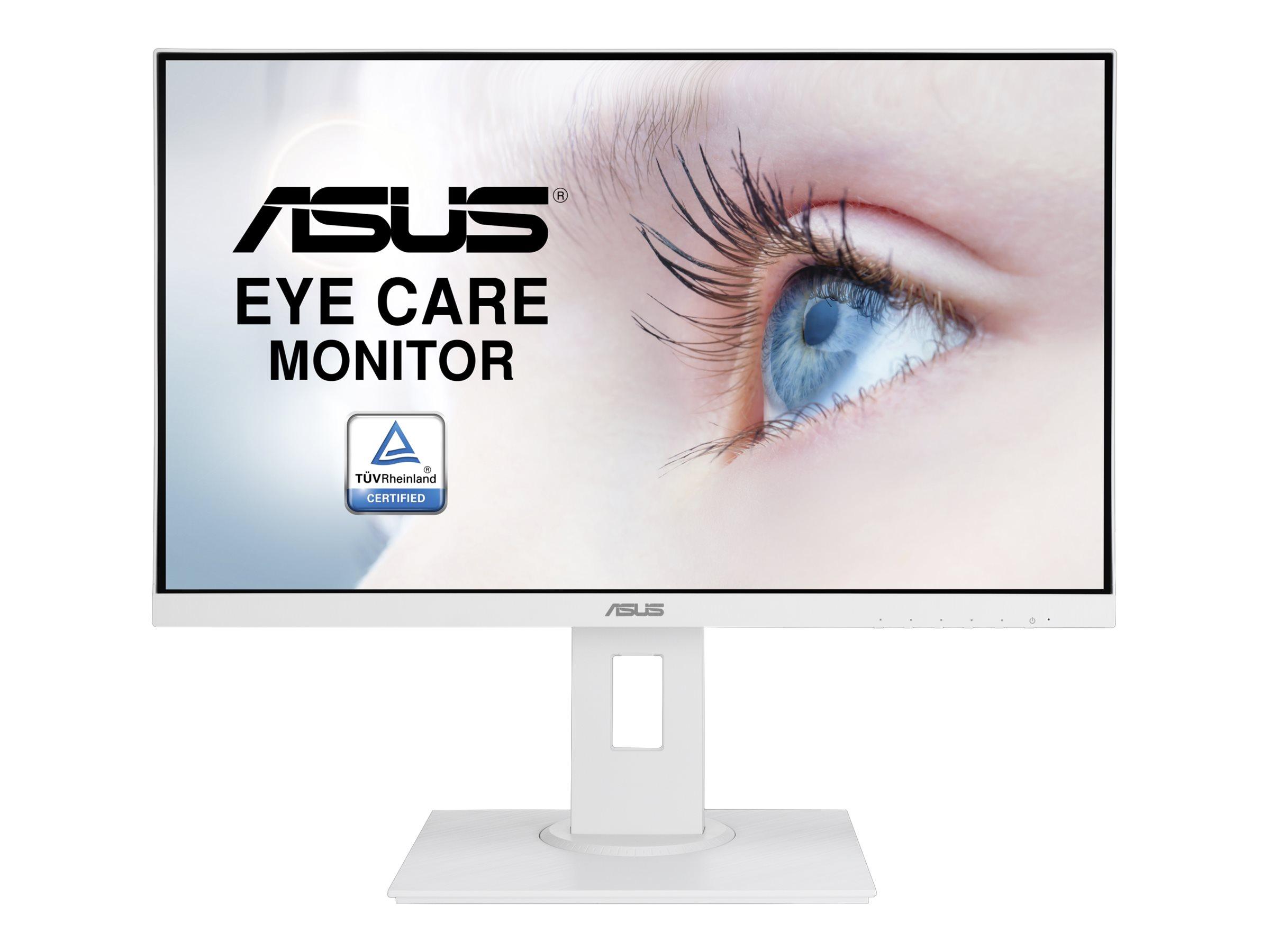 ASUS VA24DQLB-W - LED-Monitor - 60.5 cm (23.8