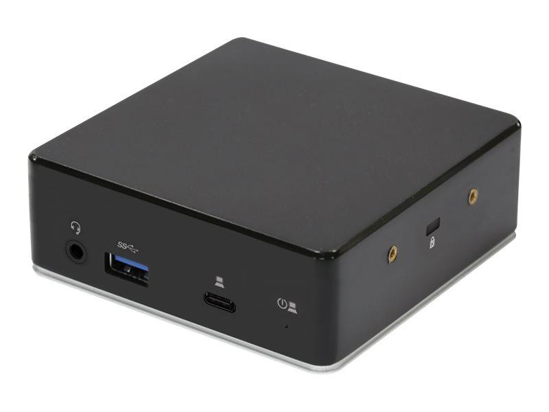 V7 UCDDS1080P - Dockingstation - USB-C - HDMI - GigE