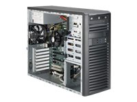 Supermicro SuperWorkstation 5039A-iL - MDT - keine CPU - RAM 0 GB - kein HDD - AST2400