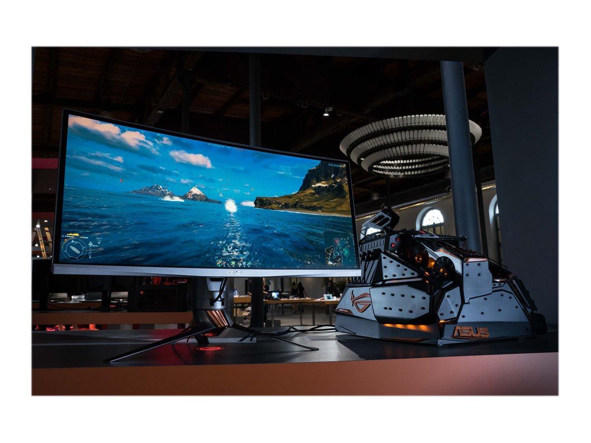 ASUS ROG SWIFT PG348Q - LED-Monitor - gebogen - 86.72 cm (34