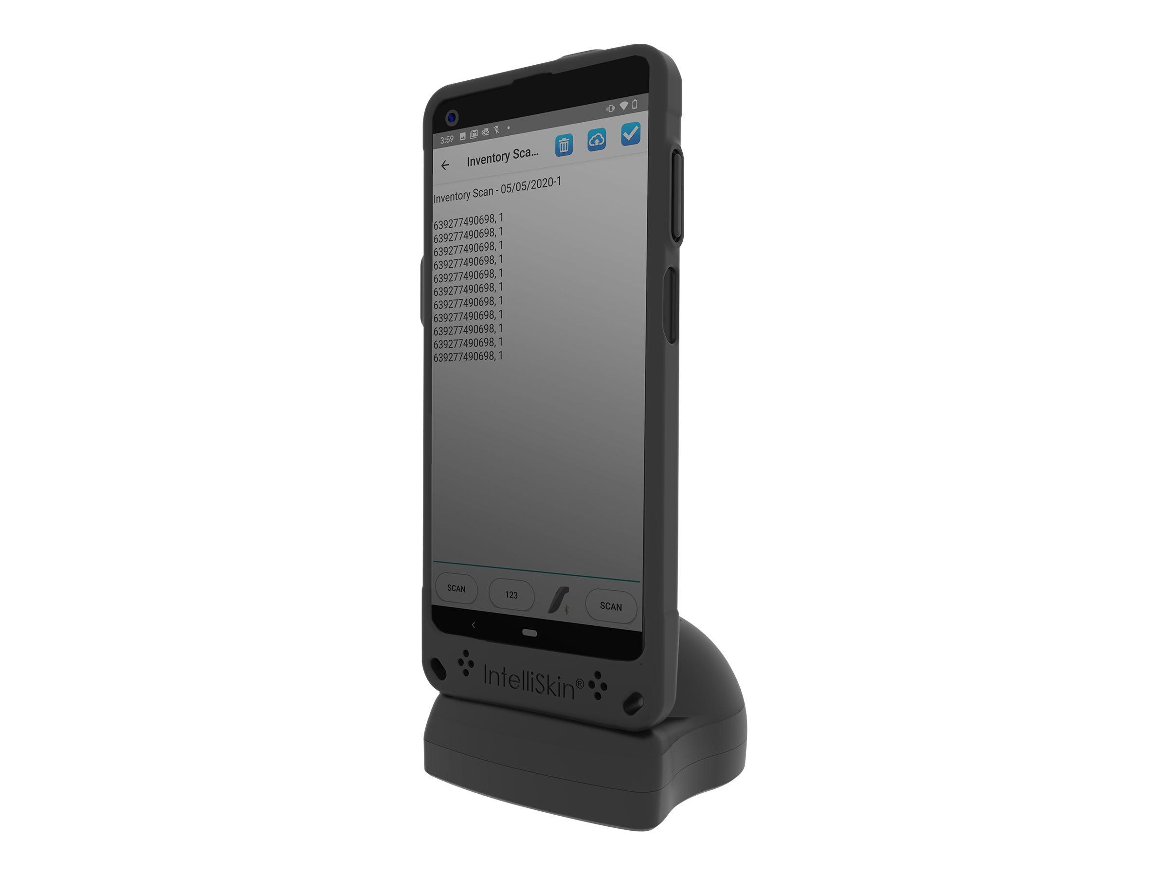 DuraSled DS800 - Mit Ladestation - Barcode-Scanner - Begleiter - Linear-Imager - decodiert