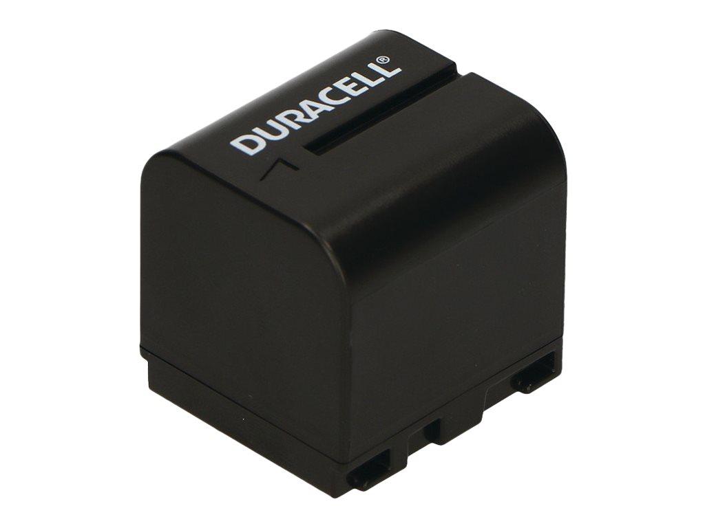 Duracell - Camcorder-Batterie - Li-Ion - 1540 mAh - für JVC GR-D244, D250, D270, D290, D320, D325, D326, D345, D346, D350, D370,