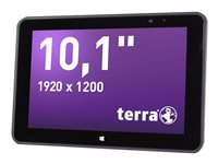 Wortmann TERRA PAD 1085 INDUSTRY - Tablet - Atom Z3795 / 1.59 GHz - Win 10 Pro - 4 GB RAM - 128 GB SSD