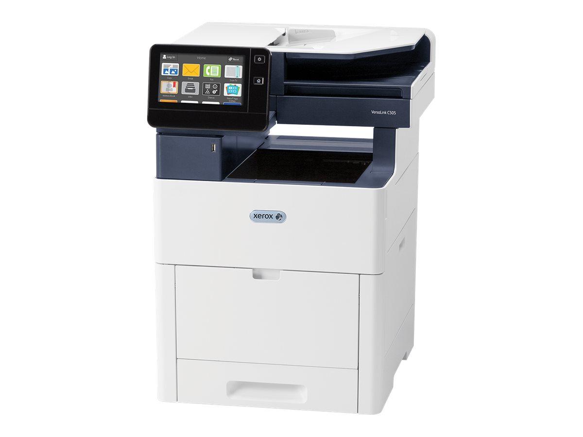 Xerox VersaLink C505V/S - Multifunktionsdrucker - Farbe - LED - 216 x 356 mm (Original) - A4/Legal (Medien)
