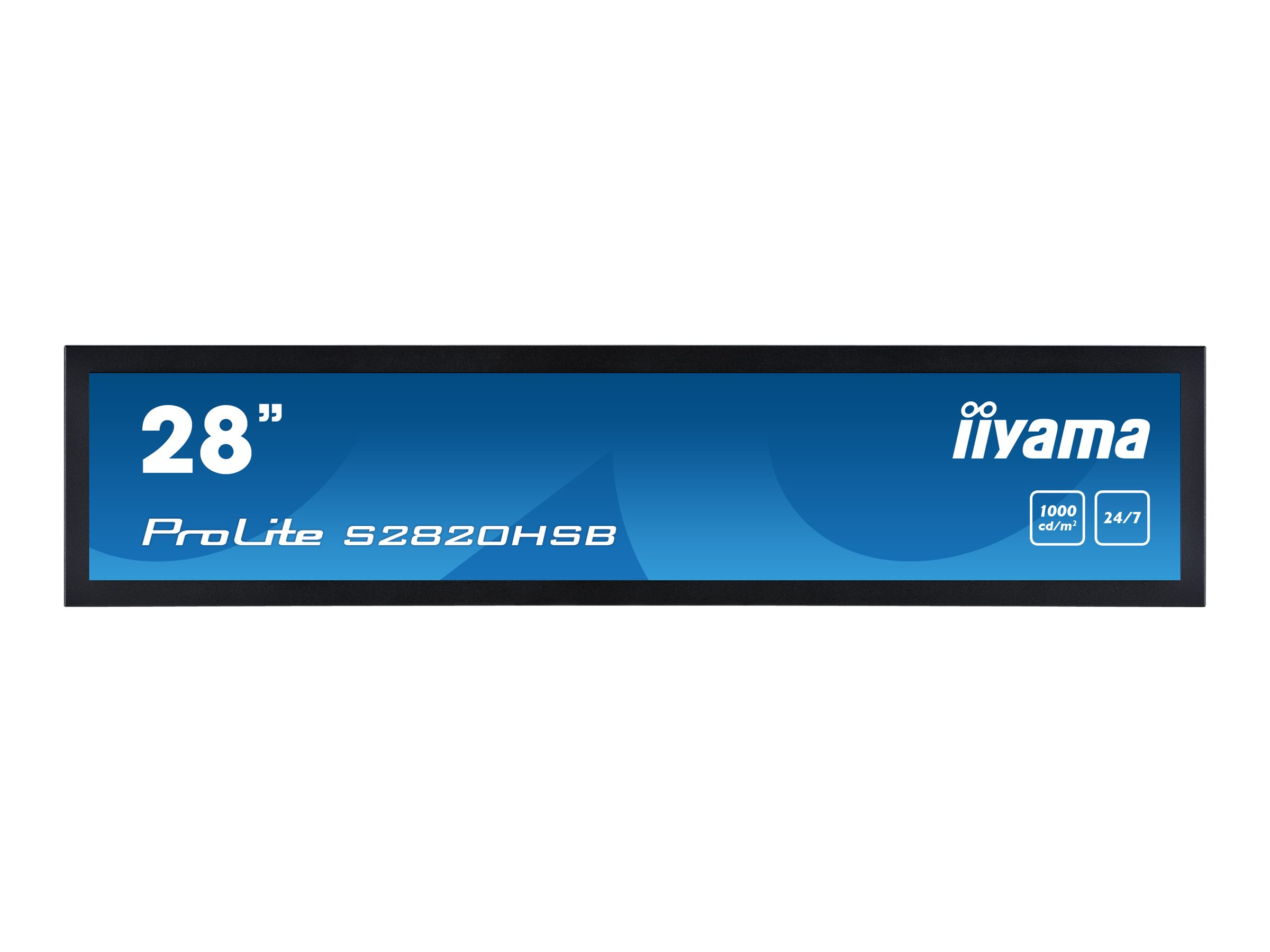 iiyama ProLite S3820HSB-B1 - 96.5 cm (38