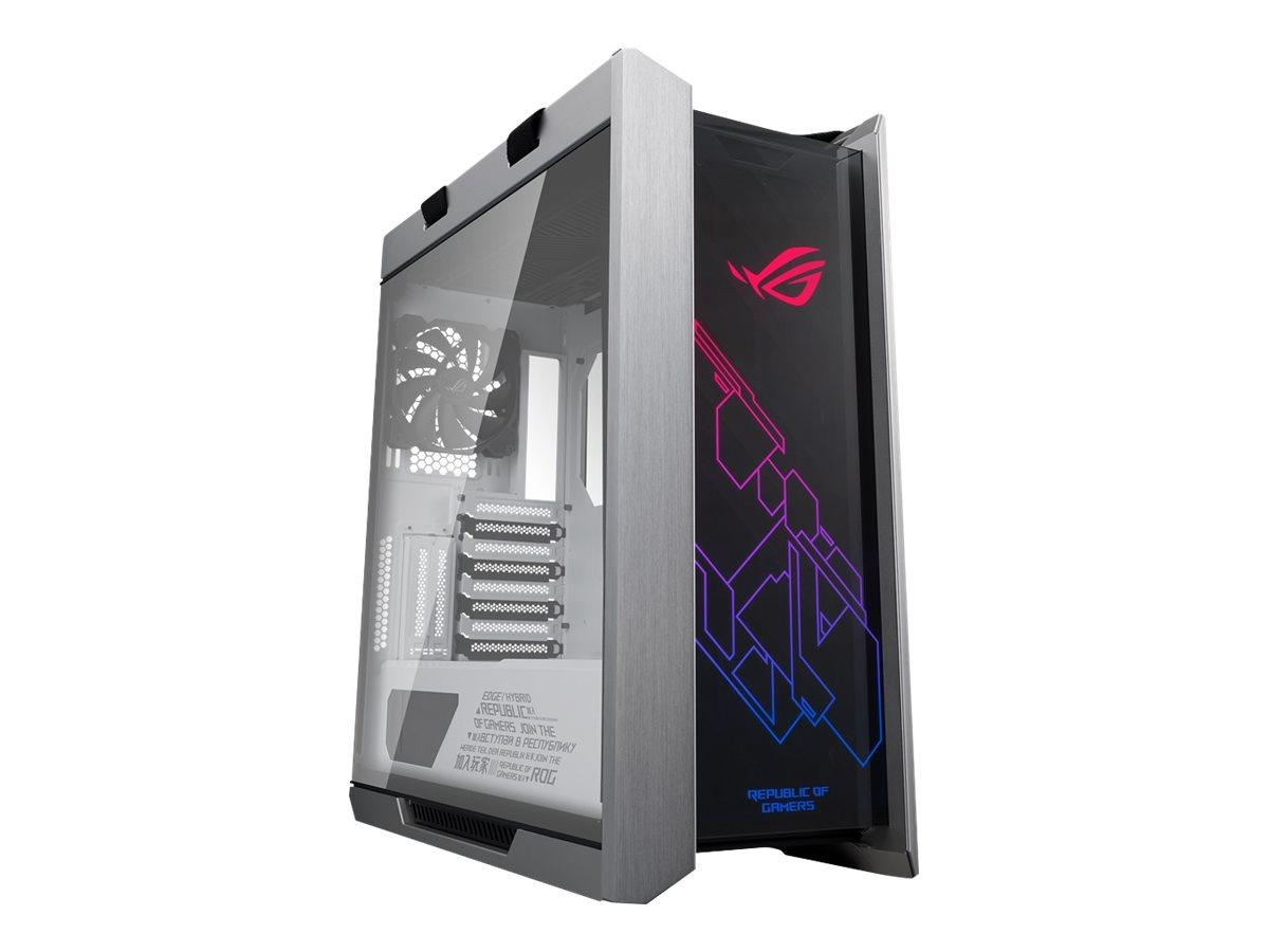 ASUS ROG Strix Helios - White Edition - Tower - Erweitertes ATX - ohne Netzteil (ATX) - White Edition